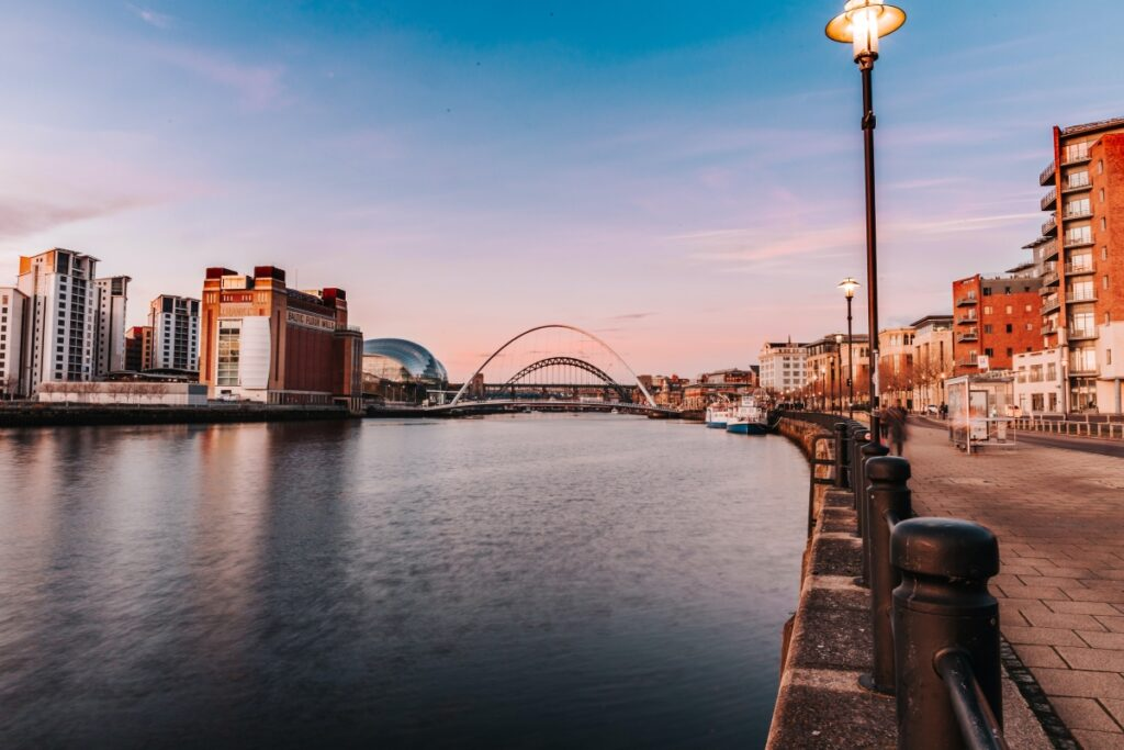 it support in newcastle